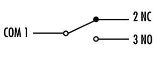 схема контактов